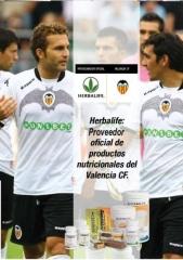 Herbalife nuevo patrocinador del valencia cf