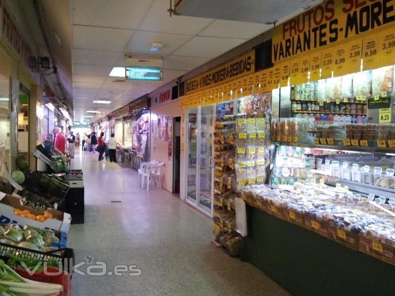 Foto pasillo de galeria comercial las veredillas - Galeria comercial ...