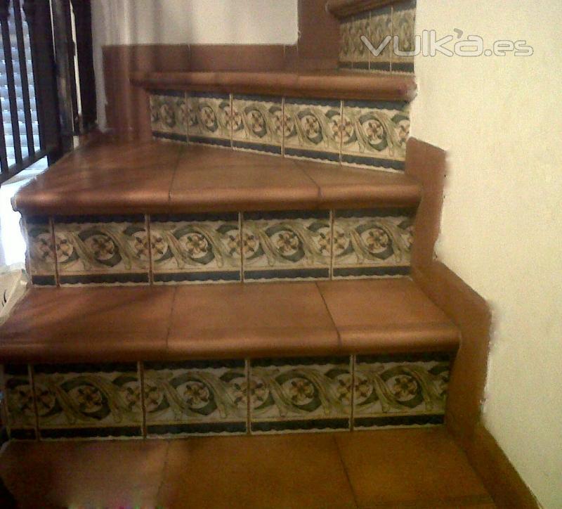 Foto construccion de escaleras reforma repar2000 - Reformas de escaleras ...