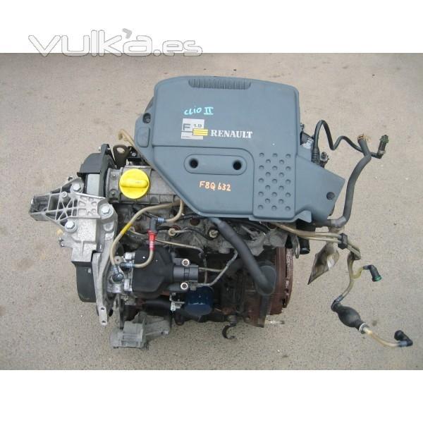 Foto: MOTOR RENAULT CLIO 1.9D