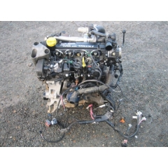 Motor renault modus 1.5 dci