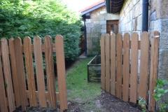 Puertas de jard�n a medida