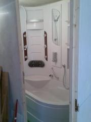 Colocacion de cabinas de hidromasaje,bañeras,duchas...
