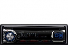 Kdc-bt6544 radio cd kenwood c/sistema bluetooth incorporado