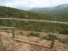 Cerramientos con madera tratada