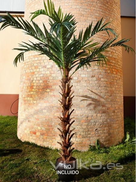 Foto palmeras artificiales grandes palmera areca for Palmeras artificiales