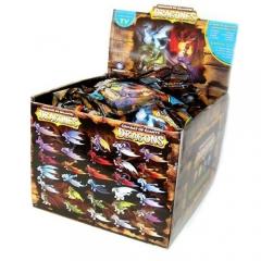 Dragons monsters (anunciado en tv) suministro en caja de 30 sobres. desde 0,60 eur/u ref. dpznñj11
