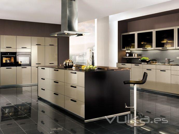 Foto de k chen cocinas y ba os foto 4 for Muebles de cocina kuchen