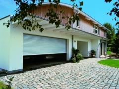 Puertas garaje enrollables