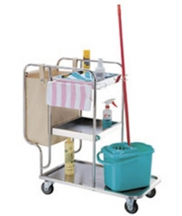 Carros de limpieza.  ideales para limpieza de hoteles.