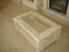 Preguntanos por cualquier tipo de mesa en piedra natural o artificial