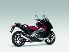 Moto Honda Valencia Mid concept