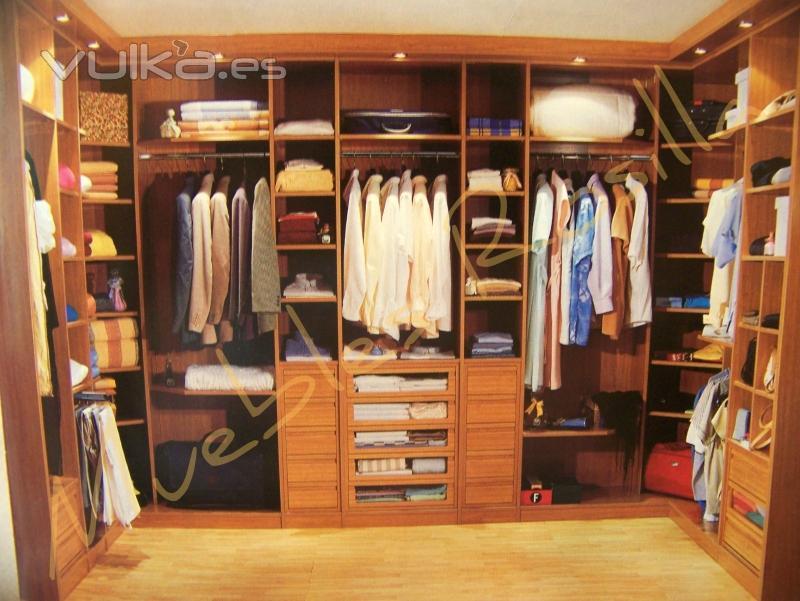 Foto armarios empotrados y vestidores a medida en todas - Armarios empotrados rusticos ...
