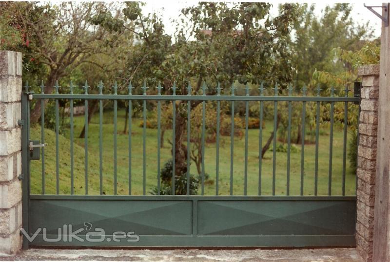 Ruan gesti n - Vallas de plastico para jardin ...