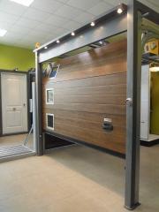 Fabricantes de puertas seccionales residenciales e industriales