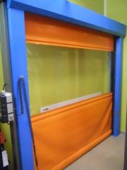 Fabricantes de puertas r�pidas, enrollables y apilables