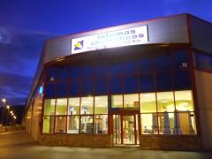 Instalaciones y exposición  de renovación permanente