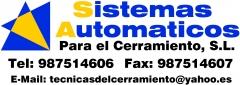 Sistemas automaticos para el cerramiento