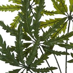 Rama artificial hojas aralia 70 en lallimona.com (detalle 1)