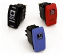 Carling technologies - la mayor gama de interruptores basculantes o rocker switches para veh�culos.