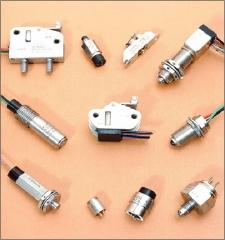 Sensata technologies - interruptores y finales de carrera de alta precisión.