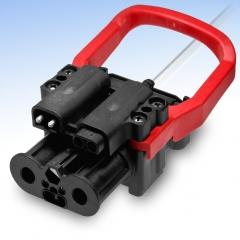 Schaltbau - conectores para estaciones de carga de vehículos eléctricos, carretillas, bancadas.