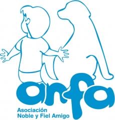 Logo de Asociación para la Divulgacion de la Etologia Noble y Fiel Amigo ANFA (Guipuzcoa)