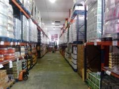 Ofertas en bebidas, conservas y productos de limpieza