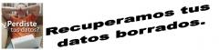 # recuperaci�n de datos borrados incluso formateados.