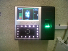 Sistemas de control de acceso biométrico de zksoftware, huella facial iface 202-302