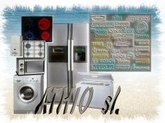 Servicio tecnico electrodomesticos a domicilio