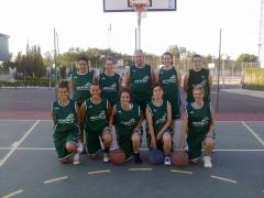 Equipo baloncesto liga aficionados (manzanares)