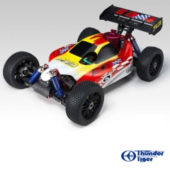 Buggy eb-4 s2.5 thunder tiger 1:8 rc explosion