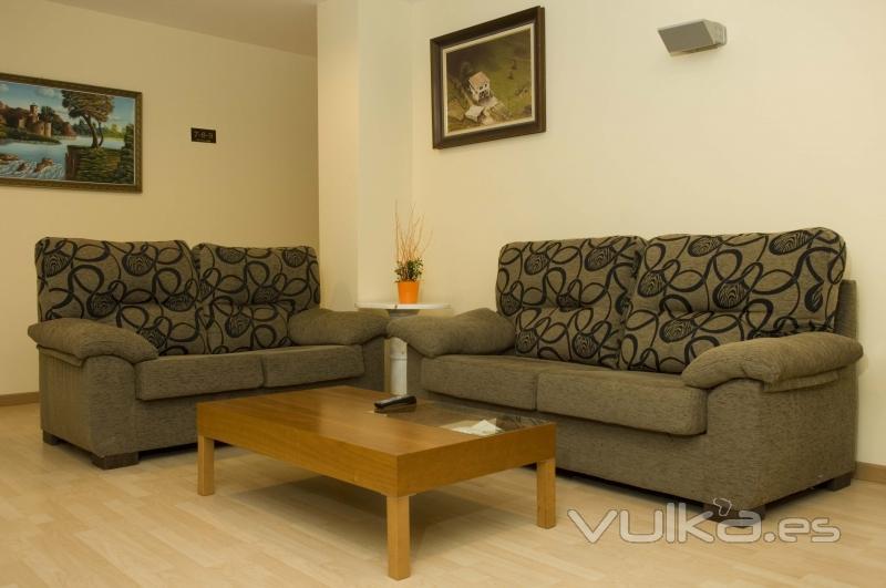 Apartamentos ideales para grupo,por dias, semanas o meses con limpieza incluida.