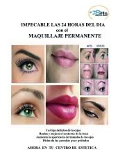 Una de nuestras especialidades, la micropigmentaci�n o maquillaje permanente
