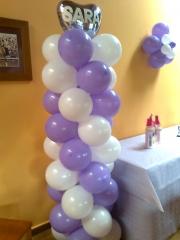 Torre de globos