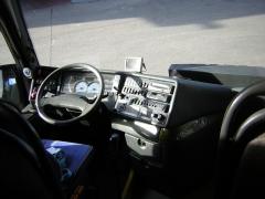 Autocares imperio . puesto conductor