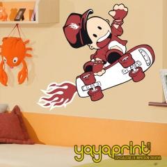 Vinilo infantil,vinilo decorativo de pared, pegatinas, bebés niños y niñas, decoración yayaprint.com