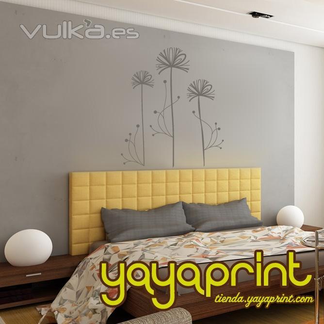 Foto vinilo decorativo de pared pegatinas stickers for Pegatinas vinilo decoracion