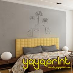 Vinilo decorativo de pared, pegatinas, stickers, stikers, decoración yayaprint.com
