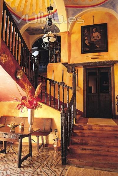 Bucolic hoteles con encanto - Posada real casa del abad ...