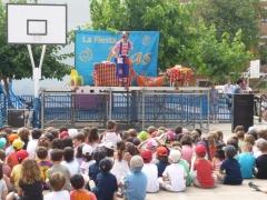 Payasos en Tarragona, El Payaso jorjito: Colegios