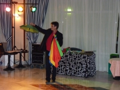 Magos en Tarragona, Magic Losi: Aparici�n 4 Paraguas