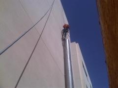 Trabajos en fachadas :: conductos