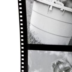 Portafotos multiple film 13x18 negro 4 fotos en lallimona.com (detalle 1)