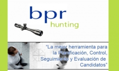 BPR Hunting: La mejor herramienta para la Planificación, Seguimiento y Evaluación de Candidatos.