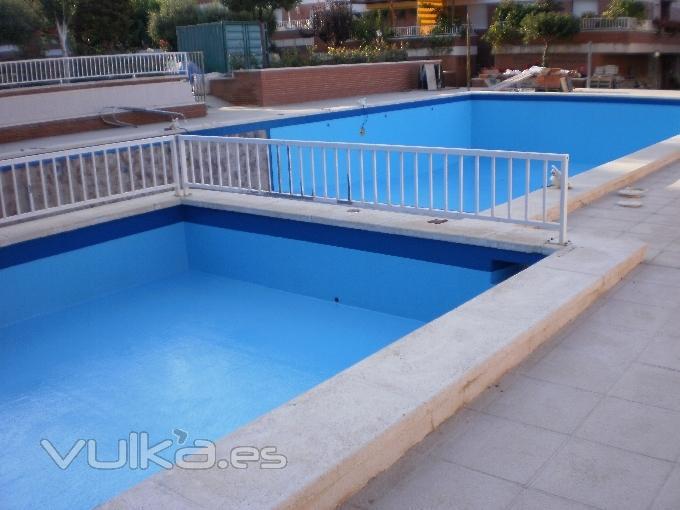 Arapol for Recubrimientos para piscinas