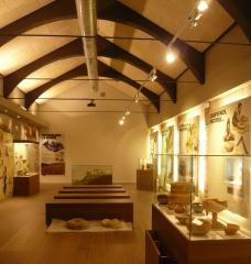 Museo arqueologico las eretas en berbinzana