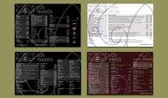 Ejemplo: cartas para un restaurante en lima, perú