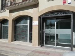 Consultorio M�dico en Ezkabarte (Navarra)